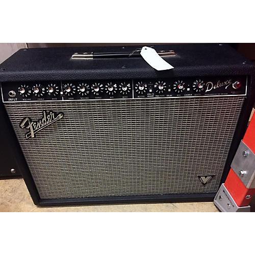 Fender Deluxe Vm Tube Guitar Combo Amp-thumbnail