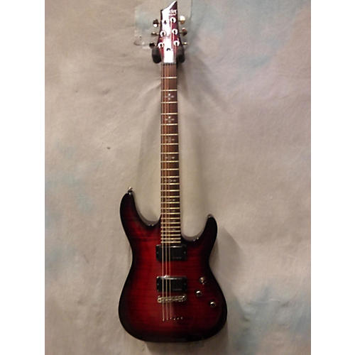 Schecter Guitar Research Demon 6 Solid Body Electric Guitar-thumbnail