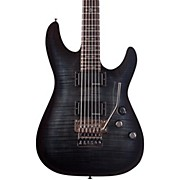 Schecter Guitar Research Demon-6 With Floyd Rose Solid Body Electric Guitar