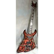 Dean Demonator Chaos 4 String Electric Bass Guitar