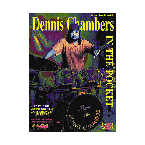 Alfred Dennis Chambers In the Pocket (Drums-CD)-thumbnail