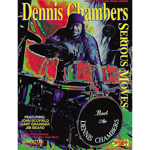 Alfred Dennis Chambers Serious Moves (Book/CD)