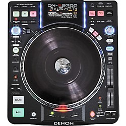 Denon DN-S3700 Digital Turntable Media Player and Controller Blemished - Like New