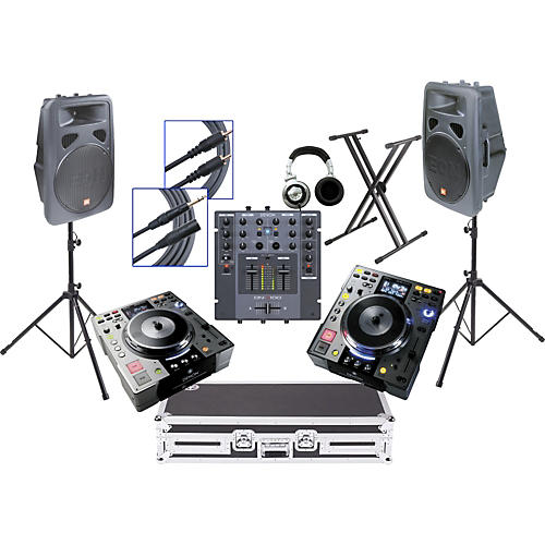 Denon Denon/JBL DJ Package