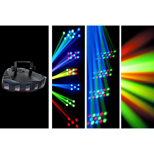 CHAUVET DJ Derby X LED Derby Static/Blackout Effect and Strobe Light-thumbnail