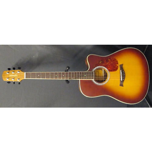 Giannini Desde 1900 Acoustic Electric Guitar