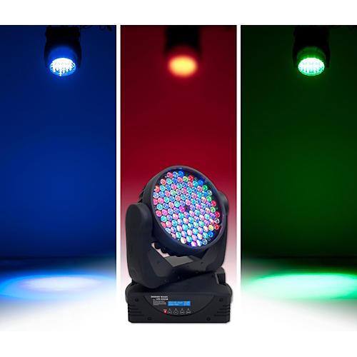 Elation Design Wash LED Zoom Moving Head Fixture Black