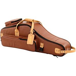Gard Designer Leather Tenor Saxophone Gig Bag by Gard