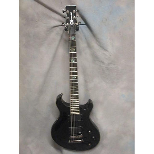 Charvel Desolation Double Cutaway 1 Solid Body Electric Guitar Black