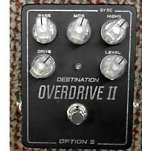 Option 5 Destination Overdrive II Effect Pedal