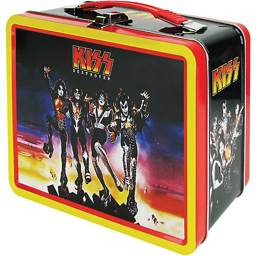 KISS Destroyer Tin Tote/Lunchbox-thumbnail