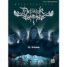 Alfred Dethklok - Dethalbum Guitar Tab (Book/DVD)