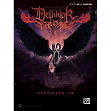 Alfred Dethklok - Dethalbum III Guitar TAB Book