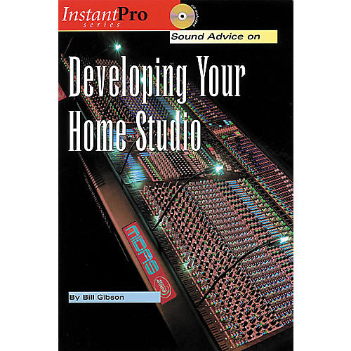 Hal Leonard Developing Your Home Studio (Book/CD)-thumbnail