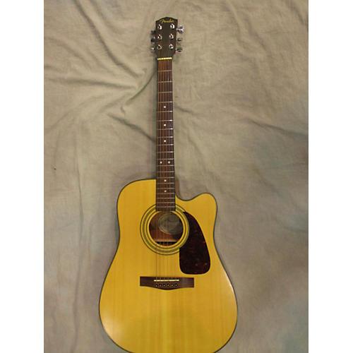 Fender Dg-14sce Acoustic Electric Guitar-thumbnail
