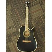 Fender Dg-27sce-bk Acoustic Electric Guitar