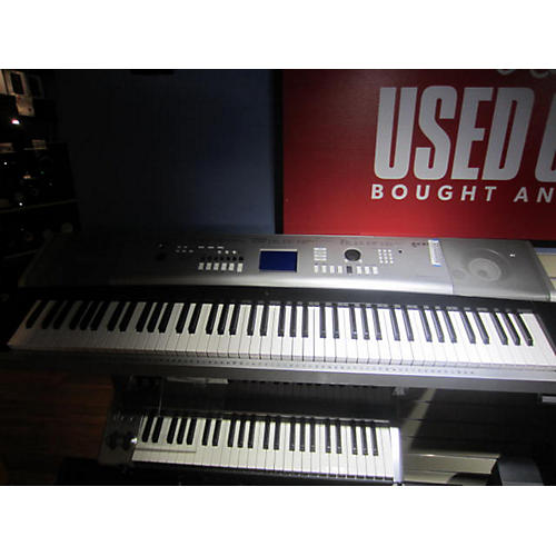 Yamaha Dgx-530 Grey / Black Digital Piano