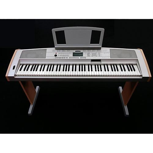 Used yamaha dgx500 digital piano guitar center for Yamaha piano los angeles