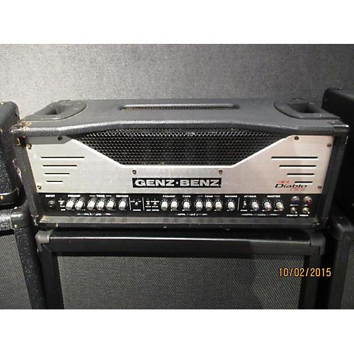 Genz Benz Diabalo Tube Guitar Amp Head