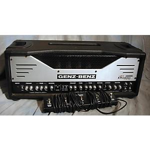 Pre-owned Genz Benz Diablo 100 Tube Guitar Amp Head by Genz Benz
