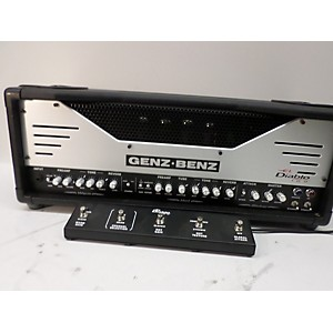 Pre-owned Genz Benz Diablo 100 Tube Guitar Amp Head by Genz Benz