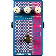 Malekko Heavy Industry Diabolik Fuzz Guitar Effects Pedal