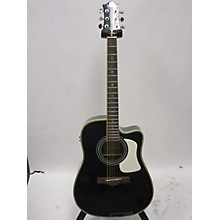 Randy Jackson Diamond Acoustic Electric Guitar