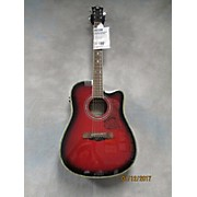 Randy Jackson Diamond Edition Acoustic Electric Guitar