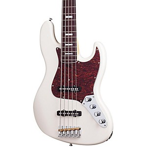 Diamond-J 5 Plus Five String Electric Bass Guitar by Schecter Guitar Research