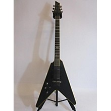 Schecter Guitar Research Diamond Series AD V-1 Blackjack ATX Left Handed Solid Body Electric Guitar