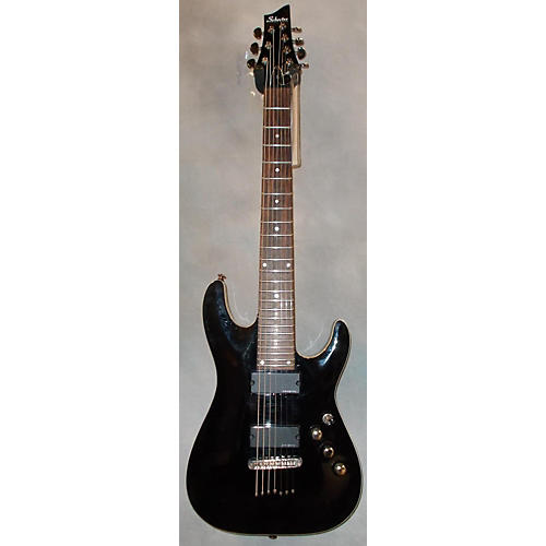 Schecter Guitar Research Diamond Series C7 Solid Body Electric Guitar-thumbnail