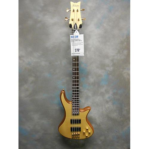 Schecter Guitar Research Diamond Series Custom 4 Electric Bass Guitar-thumbnail
