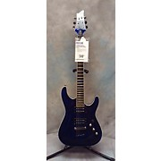 Schecter Guitar Research Diamond Series Exotic Star Solid Body Electric Guitar