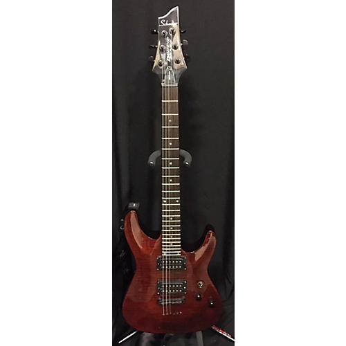Schecter Guitar Research Diamond Series GRYPHON Solid Body Electric Guitar