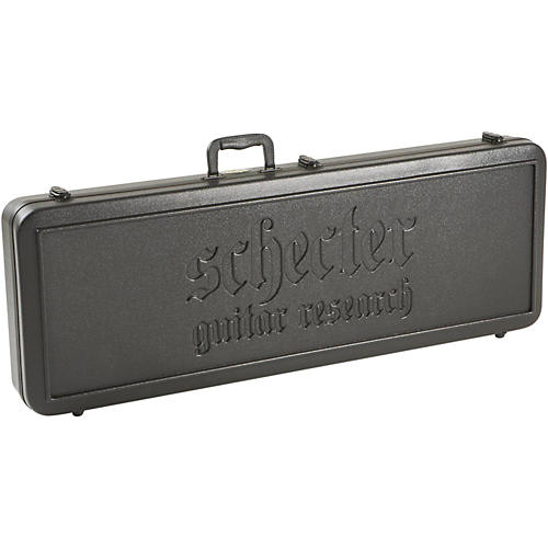 Schecter Guitar Research Diamond Series Molded Guitar Case-thumbnail