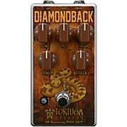 Diamondback British Drive Guitar Overdrive Effects Pedal