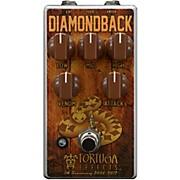 Diamondback British Drive Guitar Overdrive Effects Pedal