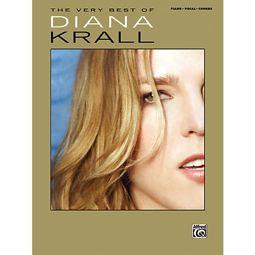 Alfred Diana Krall The Very Best of Piano/Vocal/Chords-thumbnail