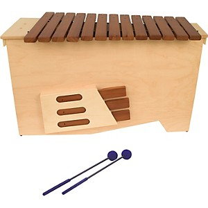 Lyons Diatonic Bass Xylophone with Mallets by Lyons