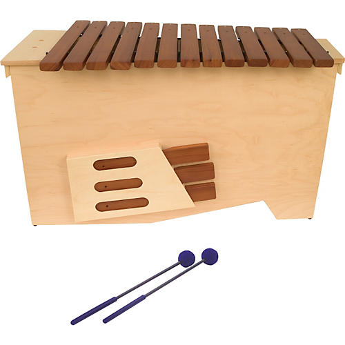 Lyons Diatonic Bass Xylophone with Mallets