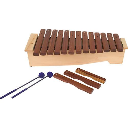 Lyons Diatonic Soprano Xylophone with Mallets-thumbnail