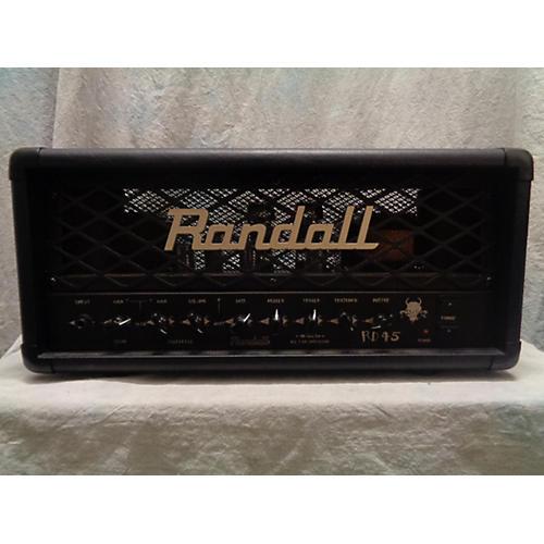 Randall Diavlo Rd45 Tube Guitar Amp Head-thumbnail