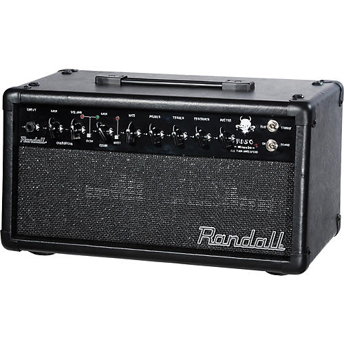 Randall Diavlo Series RD50H 50W Tube Guitar Amp Head