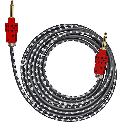 Bullet Cable Dice Instrument Cable