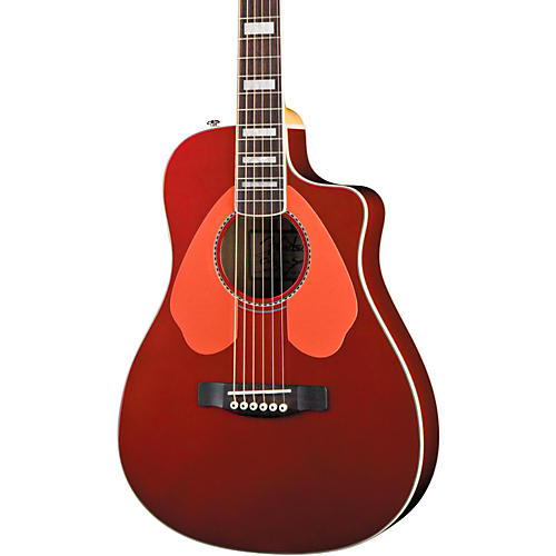Fender Dick Dale Signature Malibu SCE Acoustic-Electric Guitar-thumbnail