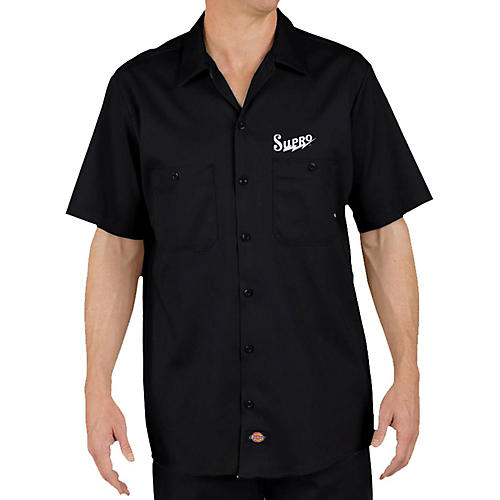 Supro Dickies Workshirt Small