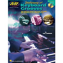 Musicians Institute Dictionary of Keyboard Grooves Musicians Institute Press Series Softcover with CD