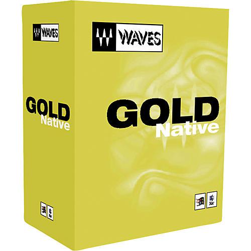 Waves Digi 002 to Gold Native Bundle Upgrade