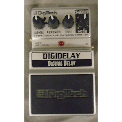 Digitech DigiDelay Effect Pedal