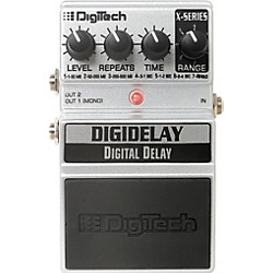 DigiTech DigiDelay Digital Delay Pedal